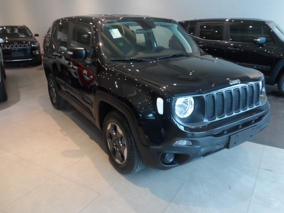Jeep Renegade 1.8 Flex Aut. 5p 19/20