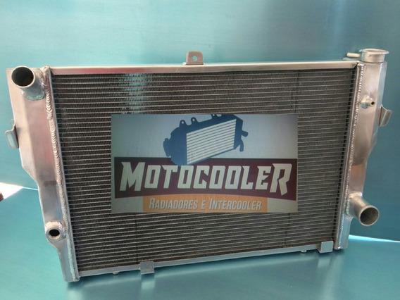 Radiador Opala 6cc Brasado Em Aluminio. Alta Performance.