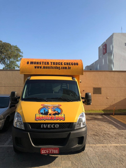 Food Truck - Iveco Daily - Ano 2017 - Barueri - Sp.
