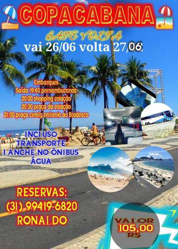 Excursão Para Copacabana