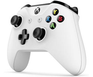 Controle Sem Fio Xbox One Branco - Microsoft