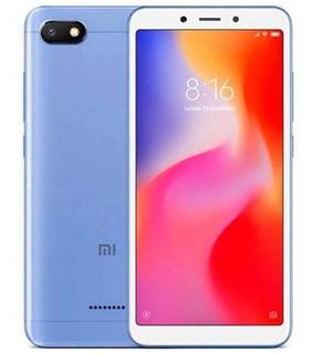 Smartphone Xiaomi Redmi 6a Dual 16gb - Azul
