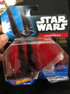 Hot Wheels Star Wars Kylo Ren Command Ship Die Cast Doestoys