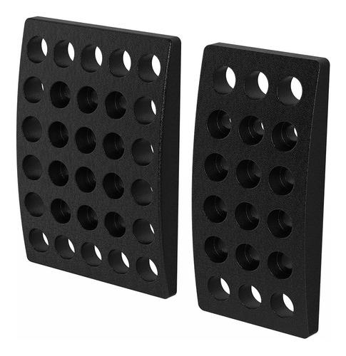 Imagen 1 de 3 de Cubre Pedales Caja Automatica Freno + Acelerador Collino