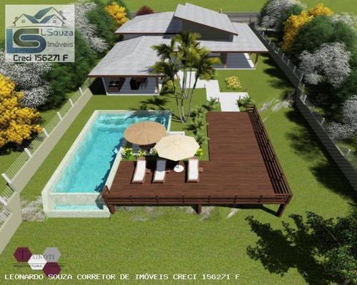 Imagem 1 de 15 de Chácara Para Venda Em Pinhalzinho, Zona Rural, 3 Dormitórios, 1 Suíte, 2 Vagas - 847_2-1186274
