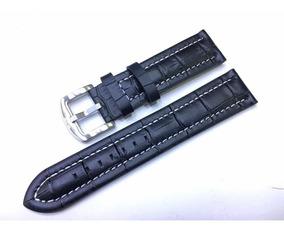 Pulseira Em Couro Para Relógios Breitling. Lidissíma!!!