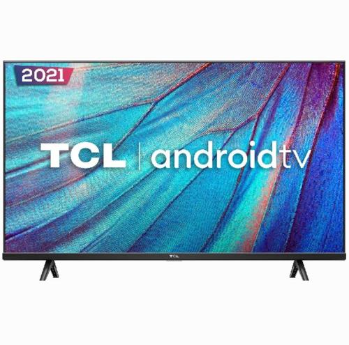 Imagem 1 de 7 de Tv Led 32  Tcl S615 Hd Hdr, Wifi E Bluetooth Integrados