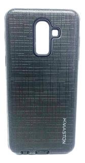 Capa Anti Impacto + Pelicula De Vidro 3d Samsung Galaxy J8