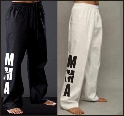 Pantalones De Artes Marciales Largos, Kick Boxing, Mma, Tkd