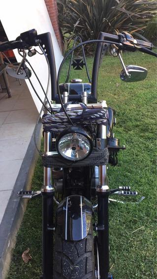 Harley-davidson 883 Xl Súper Low