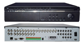 Dvr Stand Alone 32ch + 16ch Audio H.264 Hdmi / Cloud / P2p