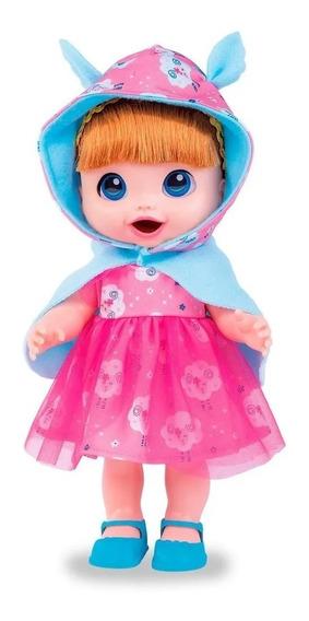 Babys Collection Contos De Fadas Ruiva - Super Toys 383