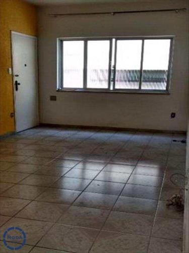 Apartamento Em Santos Bairro Boqueirão - V6160