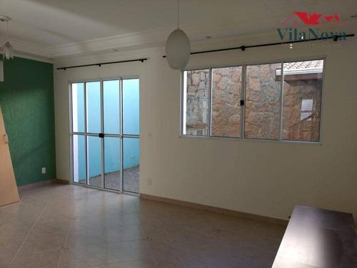 Casa Com 3 Dormitórios À Venda, 122 M² Por R$ 475.000,00 - Condomínio Green Village - Indaiatuba/sp - Ca1676