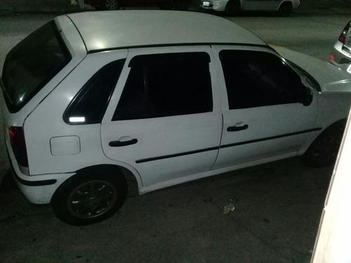 Volkswagen Gol 2001 1.0 16v Plus 5p