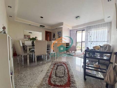 Apartamento Com 3 Dormitórios À Venda, 96 M² Por R$ 515.000,00 - Vila Augusta - Guarulhos/sp - Ap3349