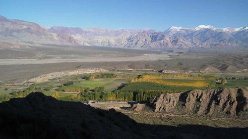 2 Casas De Montaña (apta 2 Flias) En 3000m2 En Precordillera