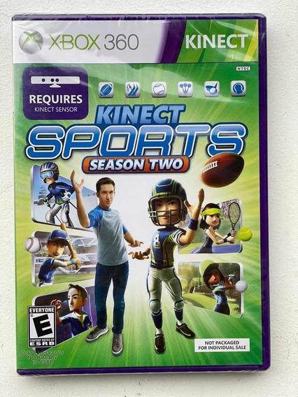 Kinect Sports Season Two Lacrado