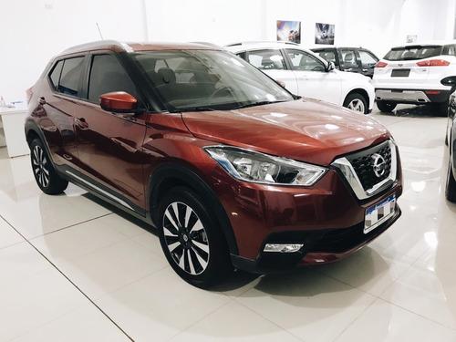 Nissan Kicks Advance Cvt 2018 29.000 Km