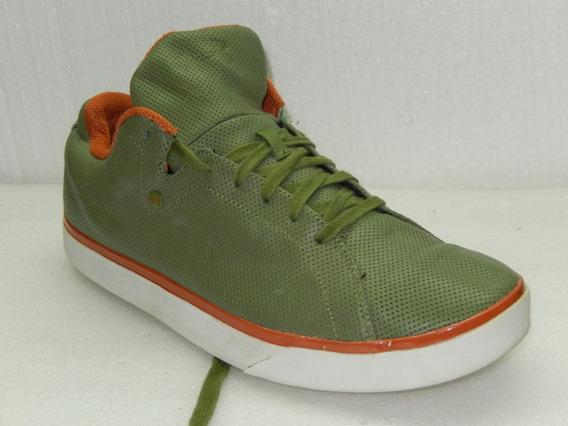 Zapatillas Under Armour Verde Us12- Arg45.5 Impec All Shoes