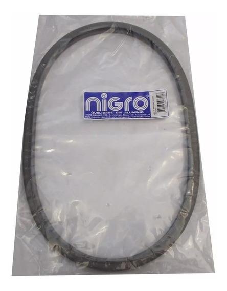 Anel Panela Pressão Eterna 3/4,5/6 Litros Silicone Nigro