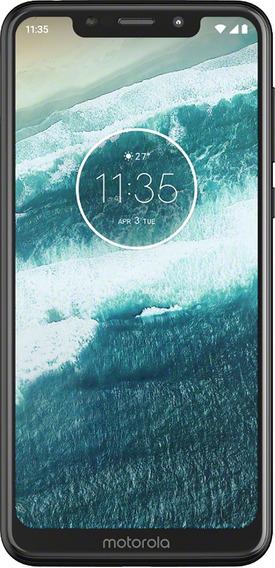 Celular Libre Motorola One Xt1941-5 5.9 4g Negro