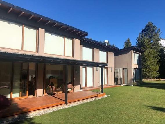 Casa En Dos Valles, Bariloche - 3 Dormitorios, 2 Baños