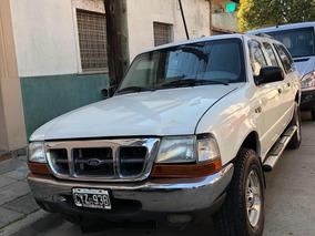 Ford Ranger 2000 Xlt Maxion 4x4 Sepautos