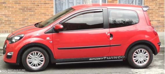 Renault Twingo Europea Aa-mt-abs-1.2.fe