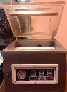 Envasadora Al Vacío Rapivac Minimax 430 Con Inyección Gas At