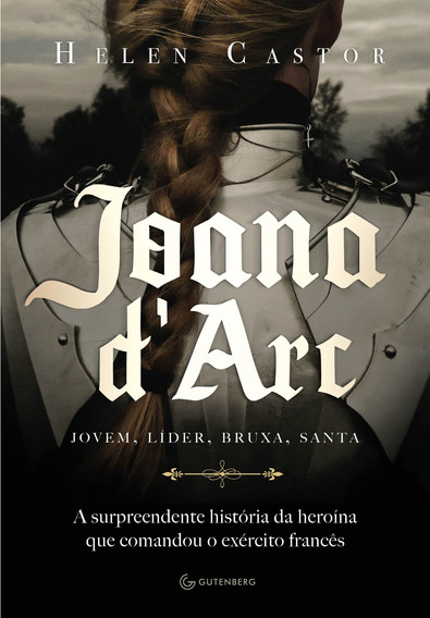 Joana Darc Lider Jovem Bruxa Santa - Planeta