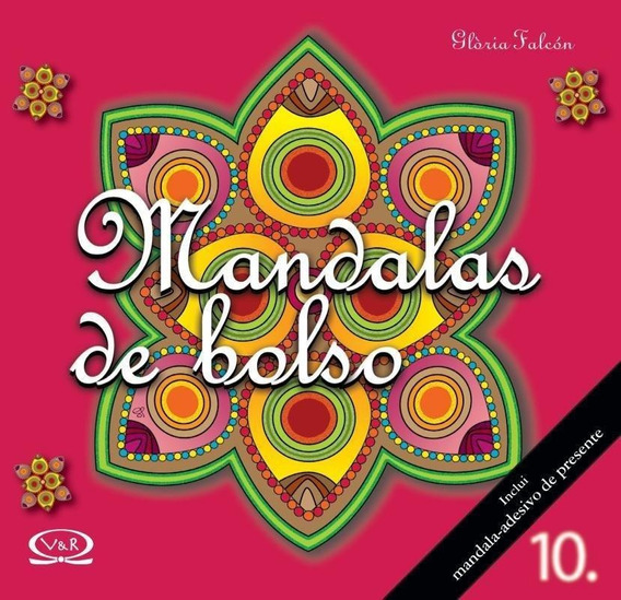 Mandalas De Bolso - Vol. 10