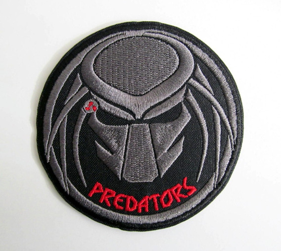 Depredador Parche Adherible Predator Tactico Gotcha Paintbal