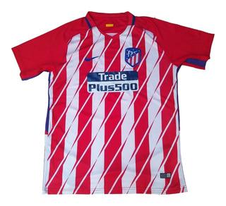 Atlético De Madri 2018 G, A Mesma Camisa De Jogo, Sem Defeito, Nike, Original E Oficial, Sem Uso Zerada