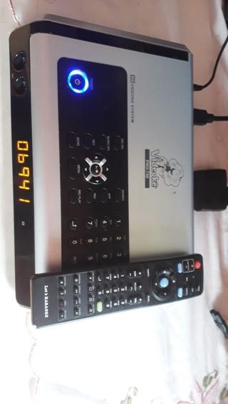 Videoke Pro 750 Super Atualizado Com + De 10045 Musicas