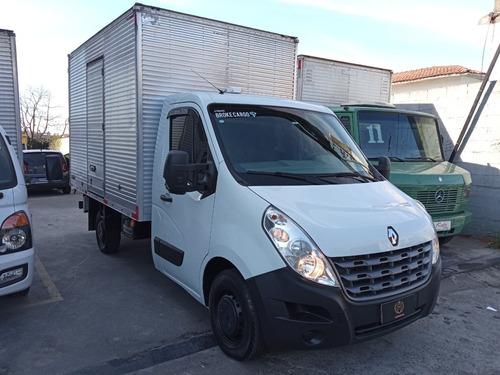 Imagem 1 de 9 de Renault Master 2.3 Bau