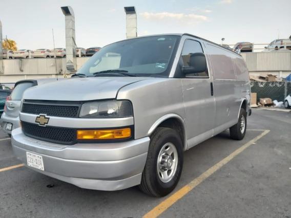Chevrolet Express 5p Ls V8/6.0 Aut 12/pas Cd