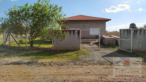 Imagem 1 de 30 de Chácara Com 4 Dormitórios À Venda, 1000 M² Por R$ 450.000,00 - Residencial Campo Belo - Boituva/sp - Ch0641