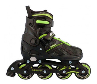 Rollers Joma Velocity Extensible Abec 7 Verde Fluo (0107)