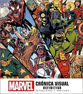 Enciclopedia Marvel - (edición En Español) Cronica Visual