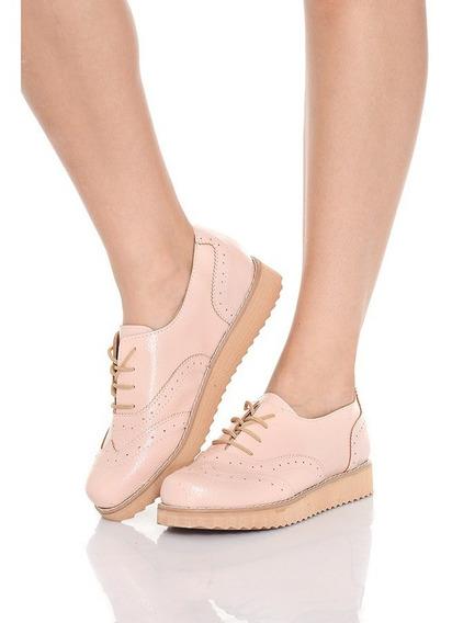 Zapatos Bajos Mocasines Charol Livianos Mujer 2019 Imb 139