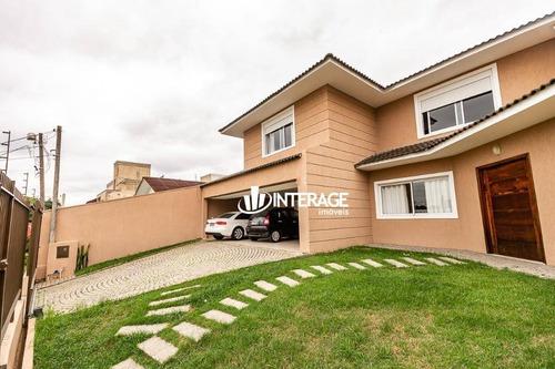 Casa À Venda, 329 M² Por R$ 1.299.900,00 - Mossunguê - Curitiba/pr - Ca0497