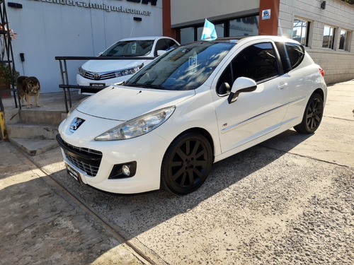 Peugeot 207 Gti 1.6 2012 Impecable Estado Autolider