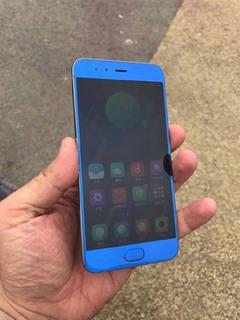 Celular Xiaomi Mi6 Azul 4/64 Mi 6 Acepto Cambios