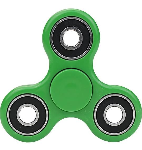 Fidget Hand Spinner Verde