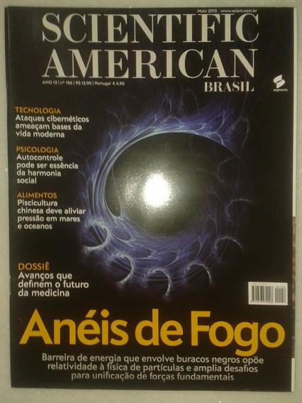 Scientific American N.156 - Anéis De Fogo - Revista