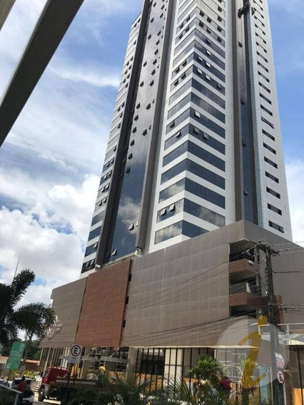 Sala À Venda Ou Locação 38 M² Por R$ 320.000 - Miramar - João Pessoa/pb - Sa0191