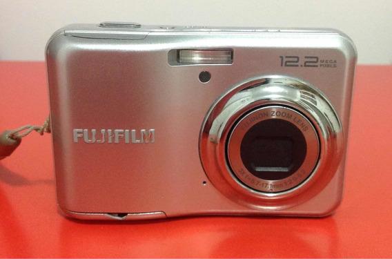 Câmera Digital Fujifilm Finepix A220 - 12.2 Mp - Prata