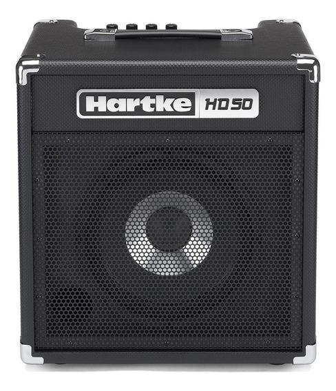 Amplificador De Bajo Hartke Systems Hydrive Hd50 - Envios