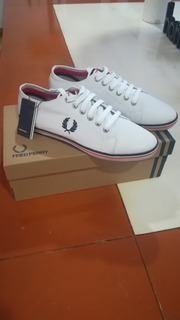 Tenis Fred Perry Para Hombre, No Lacoste adidas